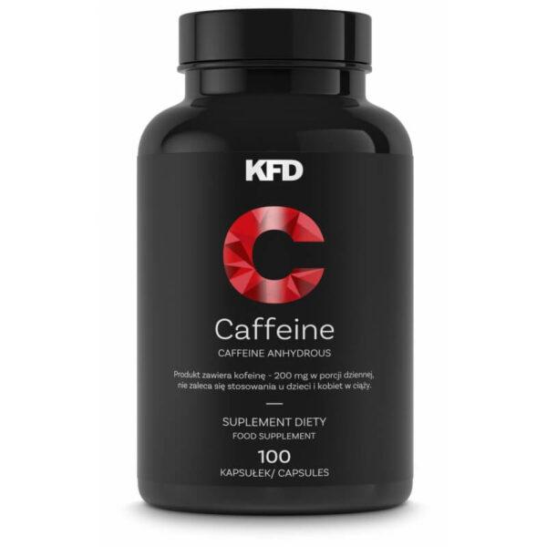 kfd-caffeine-100-kapsulek-kofeina-bezwodna-200-mg-w-1-kapsulce