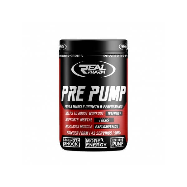 real-pharm-pre-pump-500g